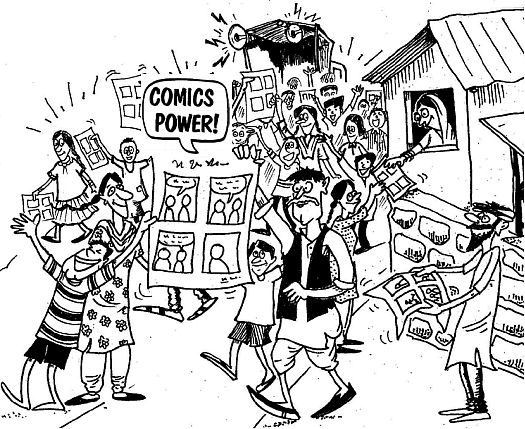 comics for a cause