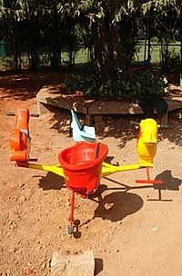 Special play structures