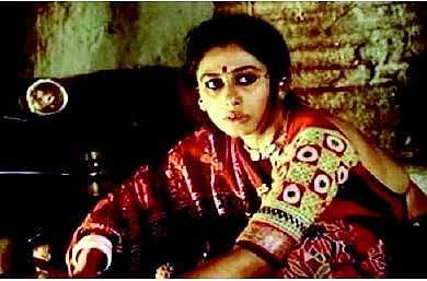 A still from the feature film Manthan - The Churning (1976). The film was directed by Shyam Benegal but was produced by 500,000 farmers!