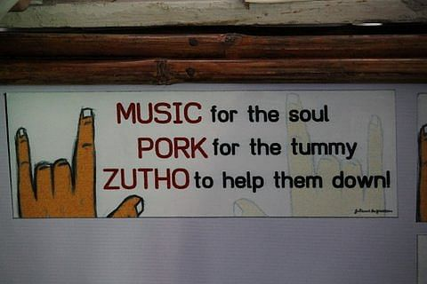 A signboard that says it all