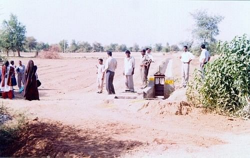 Several organizations in Gujarat have successfully partnered with the Government to provide irrigation to the region.