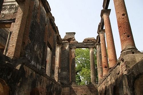 That said, The Archaeological Survey of India has done a commendable job of preserving it as they found it, with information about the history of the monument aesthetically laid out on stone panels.