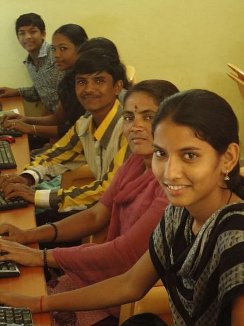 These village youth are now contributing to their family incomes in a big way