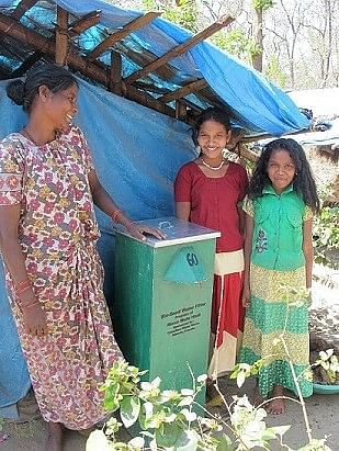 The low cost filter can solve one of the biggest problems of rural India.