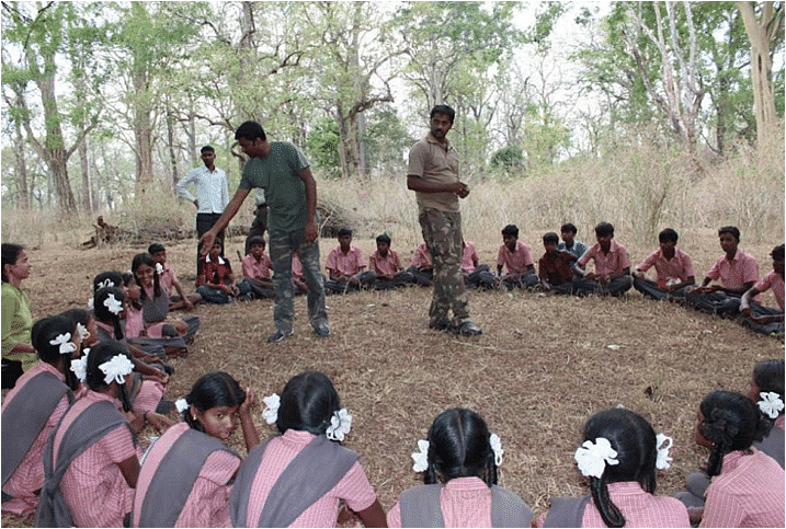 The team also organizes various workshops and training camps for students.