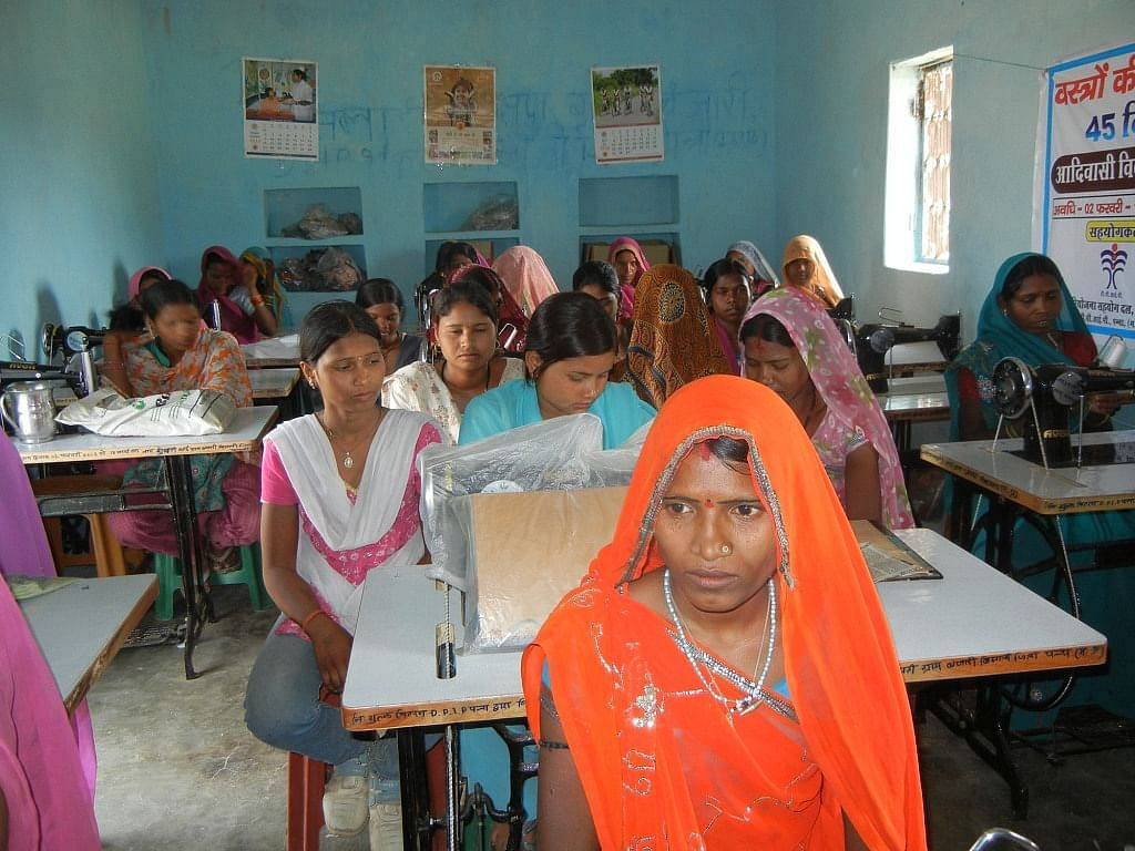 TLA helps the rural youth, women and marginalized community to find better income opportunities.