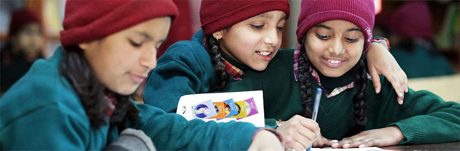 PYDS's focus is on improving education quality for young minds, specially girls.