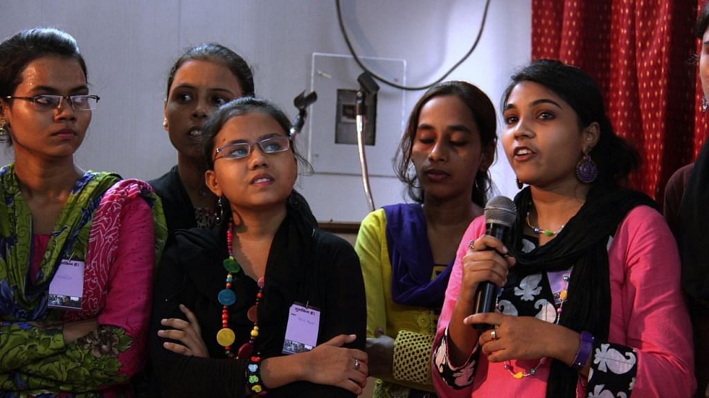 Every year, several young Muslim women from lower middle class families in Lucknow, Uttar Pradesh, are learning to voice their thoughts and take a stand for themselves thanks to an innovative leadership initiative by a local non government organisation.