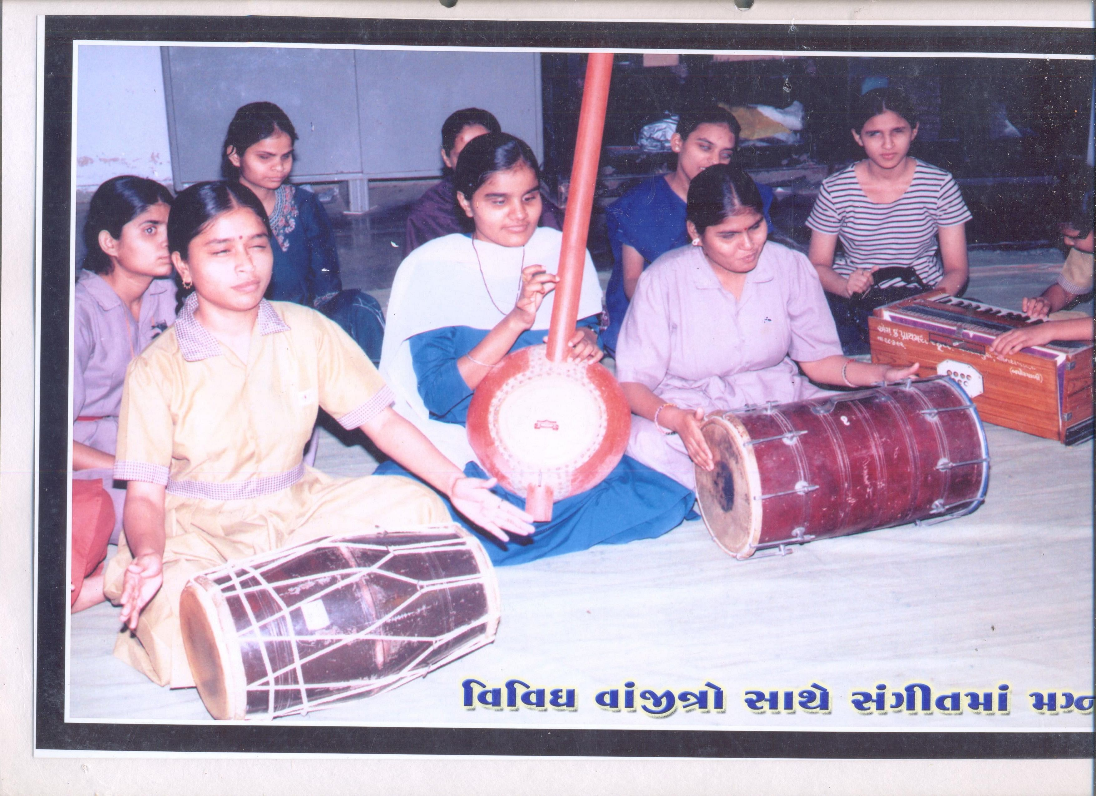 Girls have given several performances and even won many prizes.