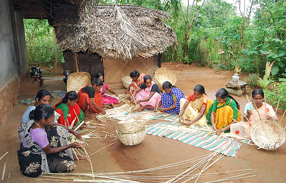 The women are more empowered and can even send their kids to school.