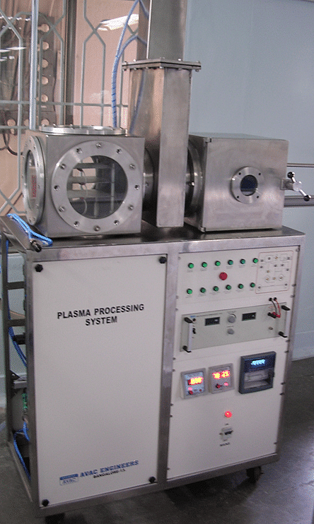 Vacuum Thin Film Coating unit for IOLs