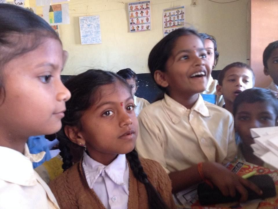 Equal Sky has been sponsoring education of many needy kids.