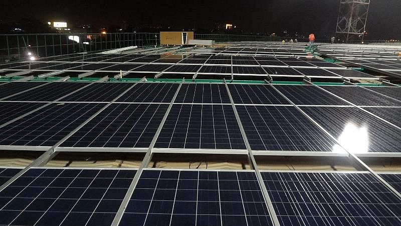 The solar panels will help KSCA generate revenues after 4-5 years.