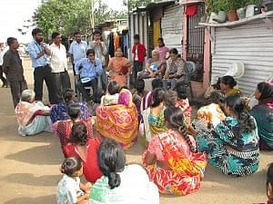 Interaction with communities