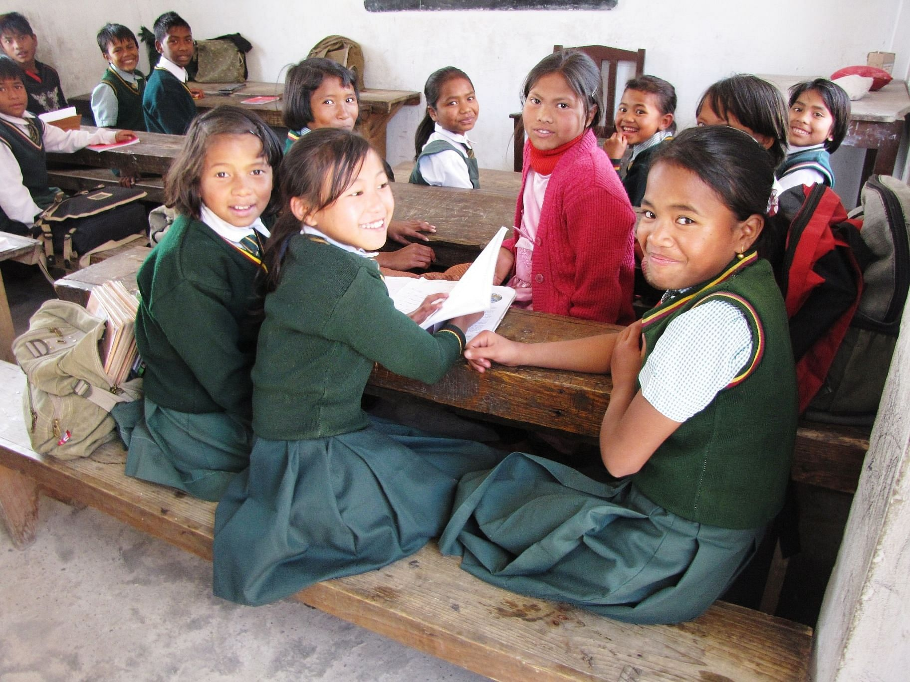 Greater access to formal education has instilled few educated people in Khasi tribe with confidence to struggle for their collective rights.