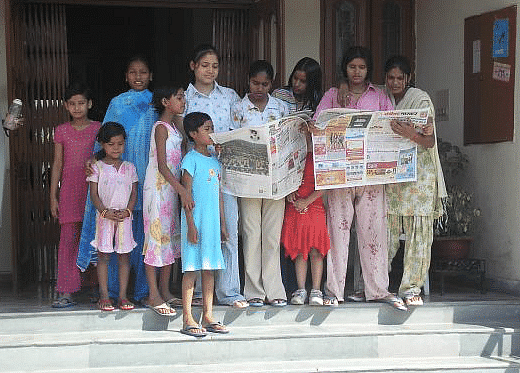 Hundreds of kids have left behind their dark past and found a new life at Bal Sadan.