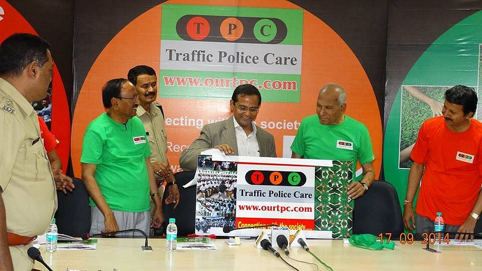 Launch of Traffic Police Care