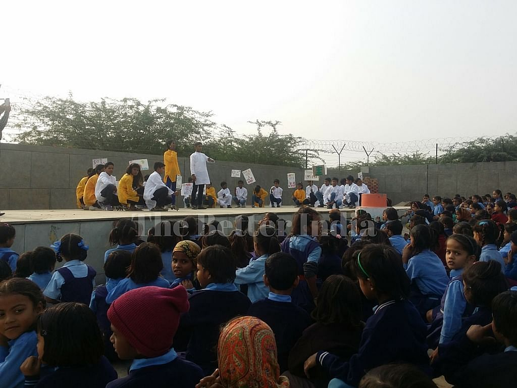Super School India kids have performed their plays in front of over 1,200 students so far.