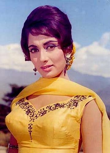 sadhana passes away