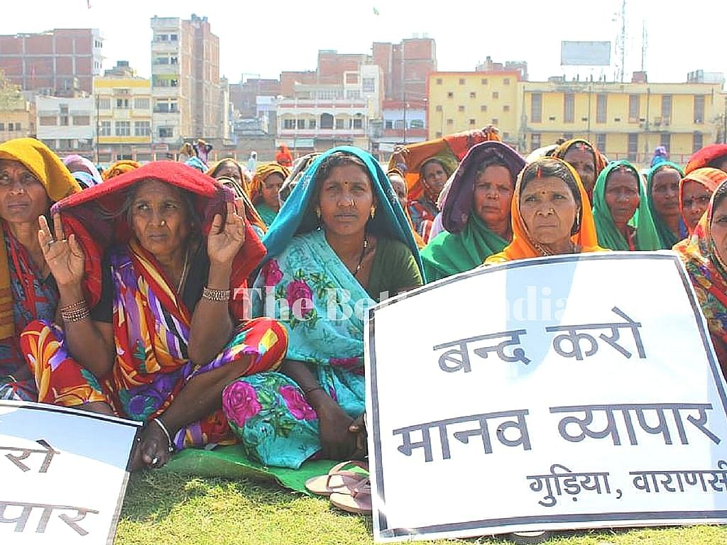 Ajeet organizes many campaigns and rallies to spread awareness about the issue of sex trafficking.