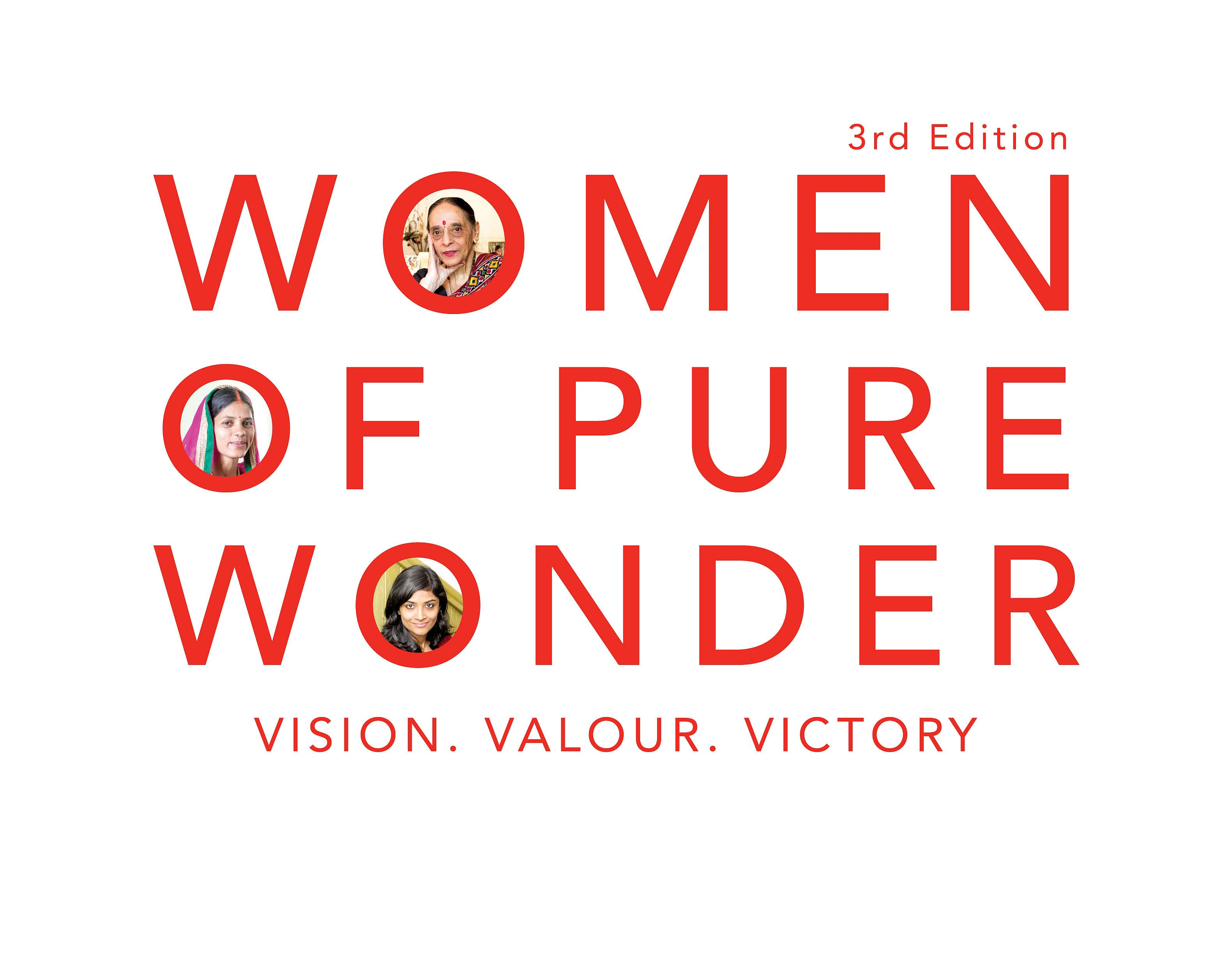 FINAL COVER - Women Of Pure Wonder