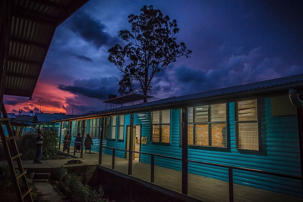 MSF provides 24/7 emergency care to victims of violence at Tari Hospital. Photo: Yann Libessart/MSF