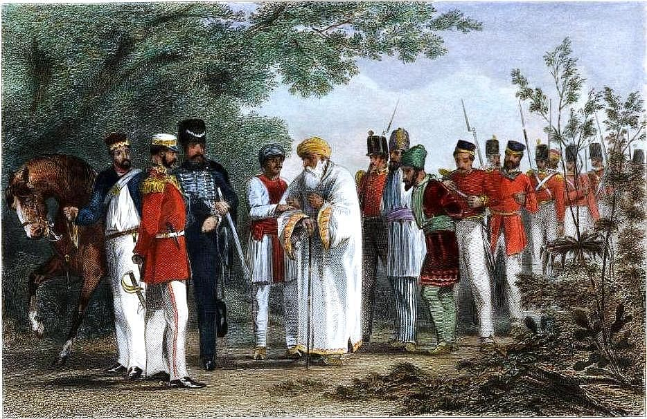 -Capture_of_the_King_of_Delhi_by_Captain_Hodson-