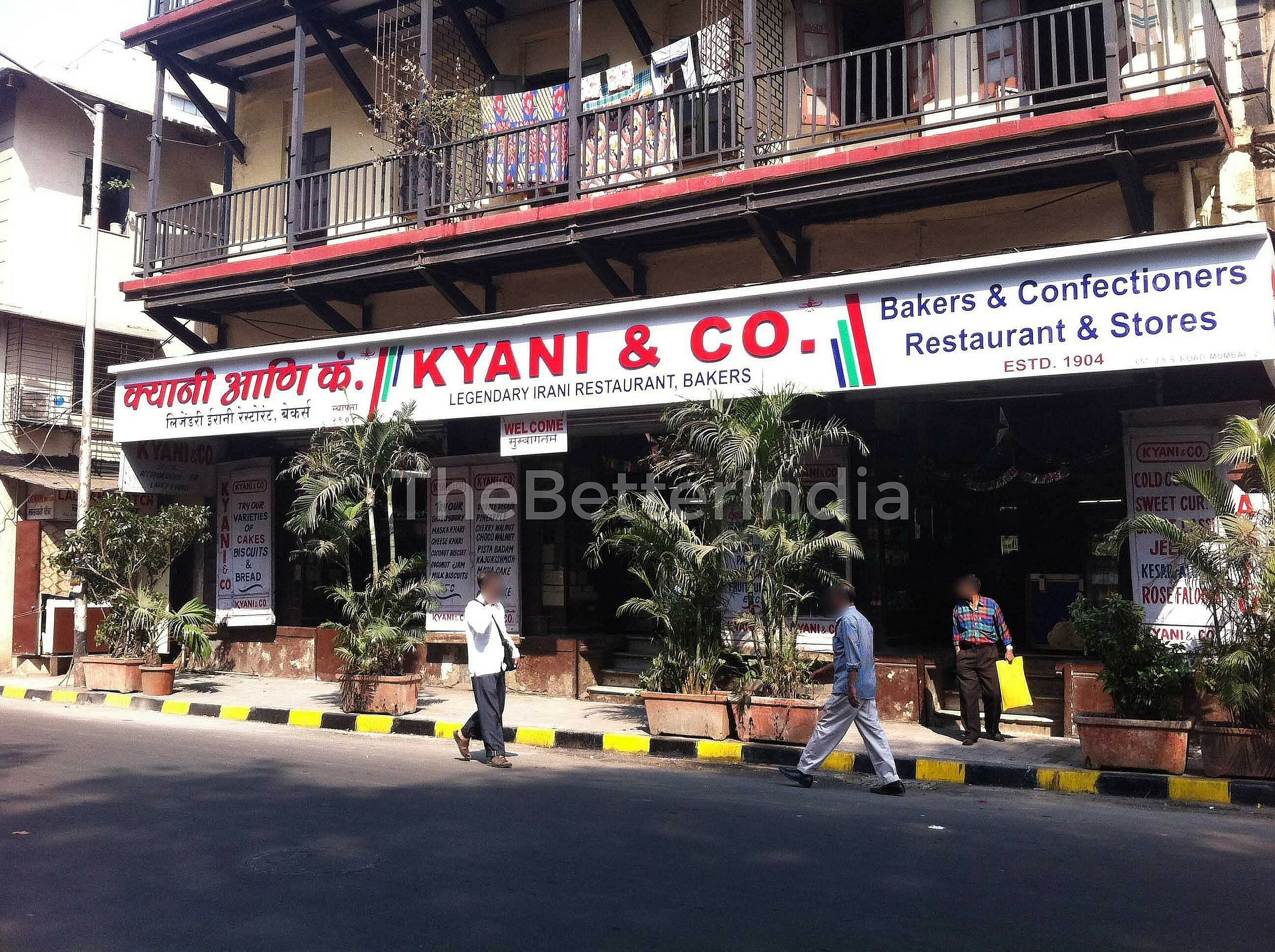 The iconic Kyani Bakery in Mumbai has been a favourite with café goers over the decades.