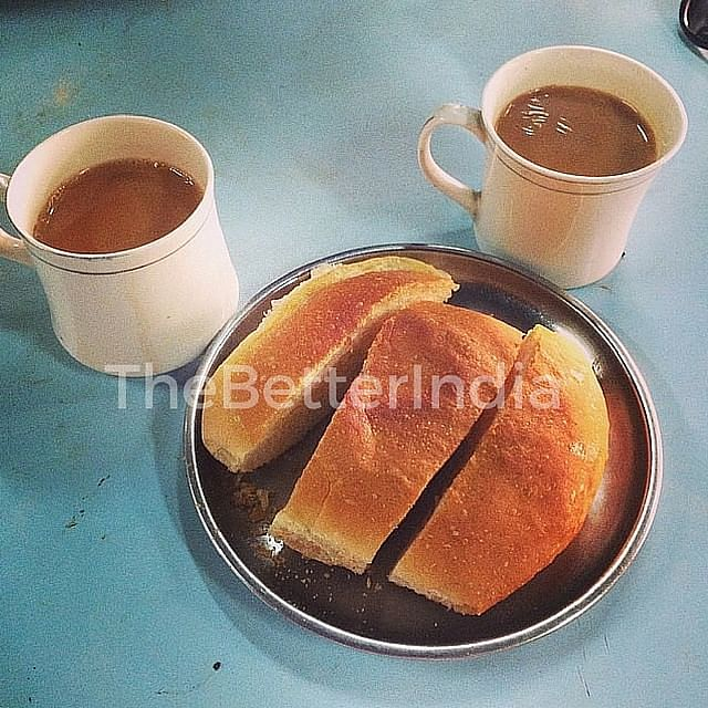Sweet, milky tea and baked delicacies are the staples at Irani cafés.
