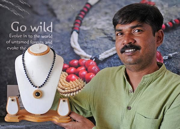Balamurali, Founder, Jungle Jewels