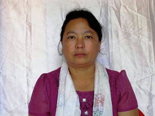 Shangnaidar Tontang led the disaster management and rehabilitation work in the aftermath of the floods and landslides that hit Chandel district of Manipur.