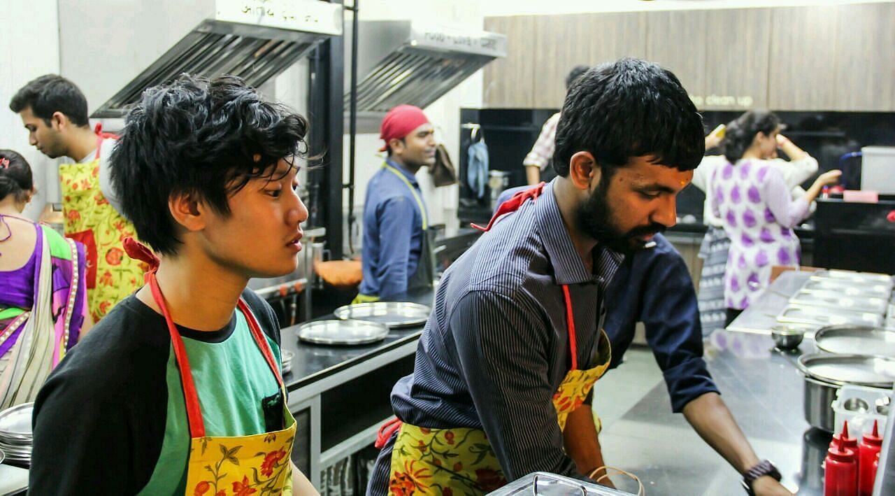 The Story Behind the Selfless Love of Ahmedabad's Seva Cafe