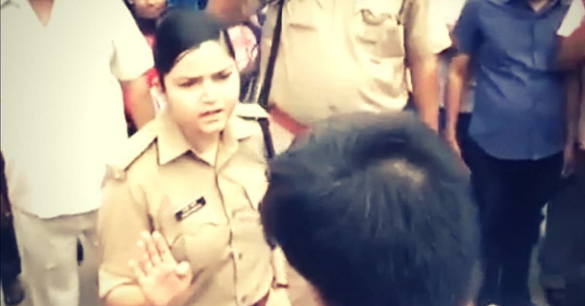 UP Woman cop shuts mob but are all her actions justified- final