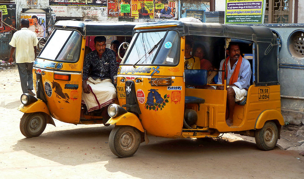 Why this Coimbatore driver is giving free rides to pregnant women and school kids